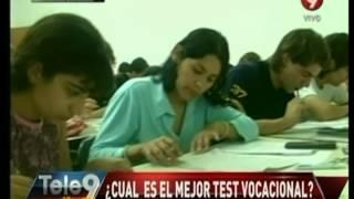 ¿Sirven los Test Vocacionales?