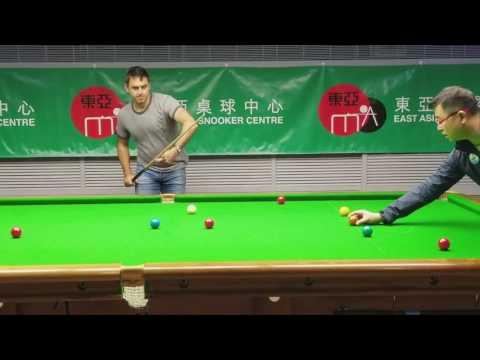 Ronnie O'Sullivan vs Jimmy White Exhibition in HK 2017