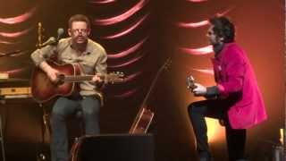 Bernhoft  - feat. M - Down the Road (C2C cover) Live in Paris 2012 (HD)