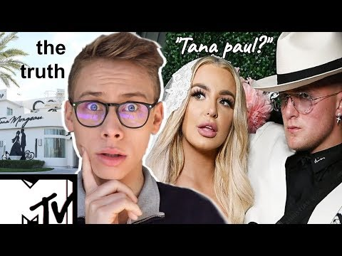 "MTV Exposes Tana Mongeau & Jake Paul&39;s Fake Marriage In The ""Tana Turns 21"" Final"