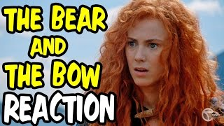 Nerds REACT to ONCE UPON A TIME Season 5 Episode 6 The Bear and The Bow