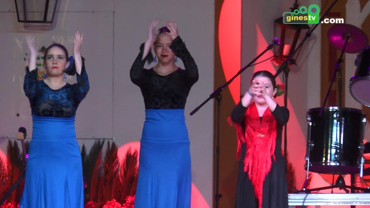 Actuación alumnado de danza de la Escuela Municipal de Música y Danza de Gines