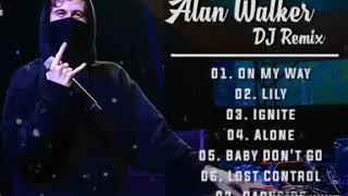 Gambar cover DJ alan Walker full album full bass mantul guys 😁