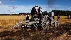 Avance vm.1913 Suomen vanhin toimiva traktori