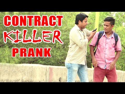 Contract Killer/SUPARI Prank | Baap Of Bakchod
