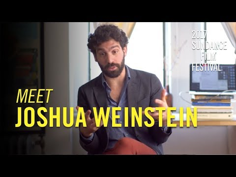 Meet the Artist '17: Joshua Weinstein