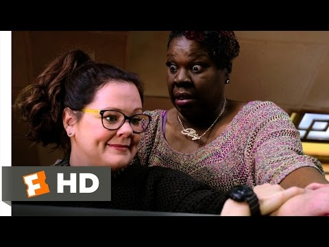 Ghostbusters (2016) - Abby's Possessed Scene (8/10) | Movieclips