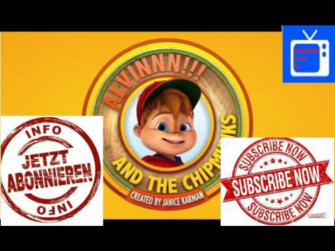 Adel Tawil - Ist da Jemand - Alvin and the Chipmunks (official)