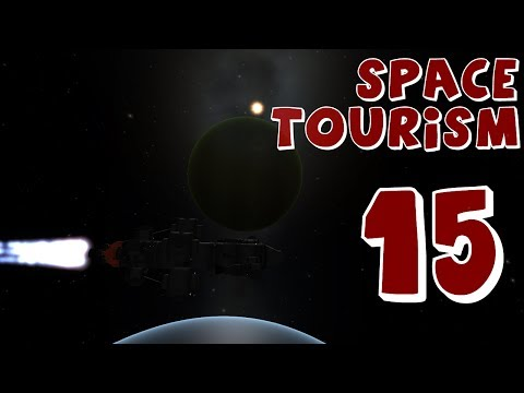 Space Tourism - Episode 15 (Kerbal Space Program)