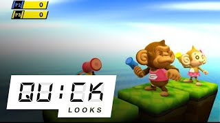 Super Monkey Ball: Banana Blitz HD: Quick Look (Video Game Video Review)