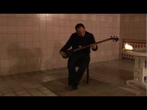 "Toir ""El Askar"" Kuziev - Improvisation for sato. Tashkent, Uzbekistan 2011"