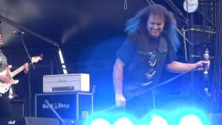 Impellitteri - Warrior LIVE Bang Your Head Festival 2016 Balingen, ...
