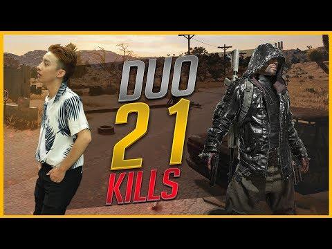 DUO 21 KILLS CÙNG NGƯỜI BẠN NORTH AMERICA