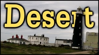 Strangest Place In Britain Pt3: Dungeness (Kent), Britain