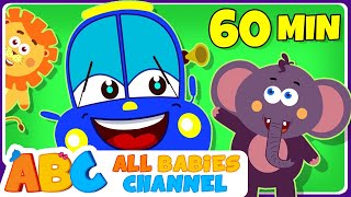 Wheels On the Bus Go Round And Round | Nursery Rhymes & Kids Songs | Songs For Children