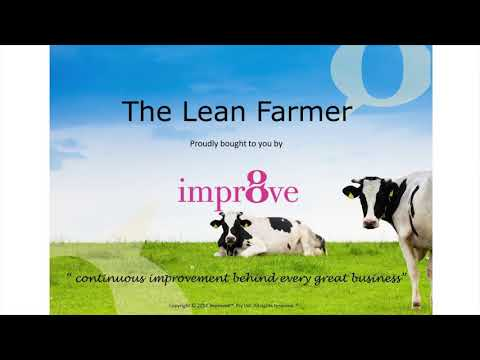 B+LNZ AgInnovation 2018 Presentation: The Lean Farmer - Jana Hocken
