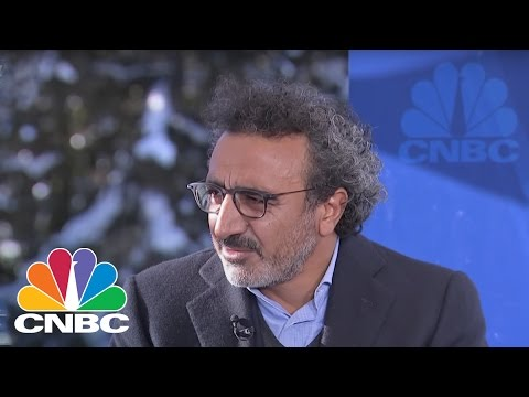 Chobani CEO: Closing The Gap On Income Inequality | Squawk Box | CNBC