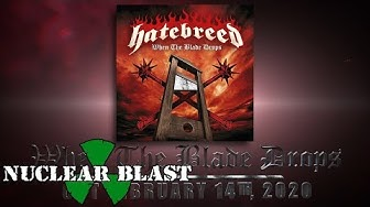 """HATEBREED - New Song """"When The Blade Drops"""" (COMING FEBRUARY 14th)"""