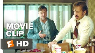 The nice guys movie clip - deep breath (2016) - russell crowe, ryan gosling movie hd
