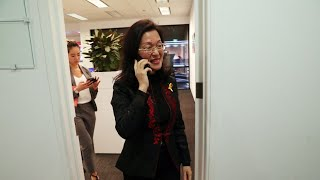Liberal MP Gladys Liu fails to dispel China links