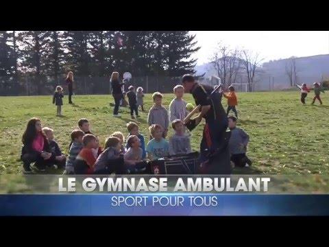 Mobil'Sport au journal de 20h de TF1