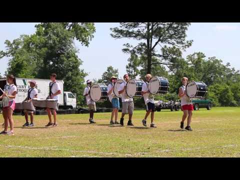 Matt Savage 2014 Drum Camp A-Line Performance