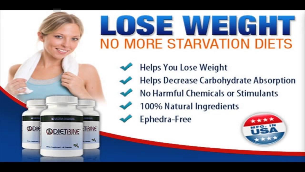 Dietrine Carb Blocker Offers A Natural Way To Lose Weight Youtube