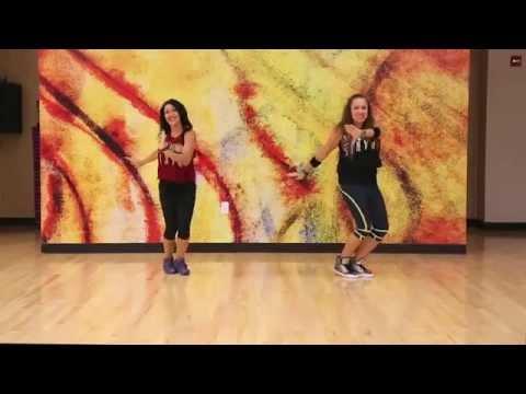 """Saideira"" Carlos Santana ft. Samuel Rosa – Cha Cha Chá Zumba Choreography"