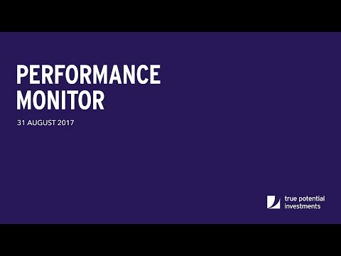 August 2017 - Performance Monitor