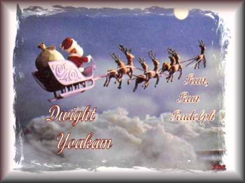 Dwight Yoakam - Run, Run Rudolph