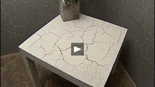 видео Реставрация стола своими руками