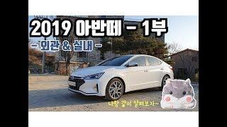 [진품명품 시승기] 2019 아반떼 1.6 가솔린 Re…