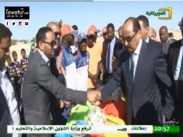 كرة القدم الوطنية .. انجازات محلية وتطلعات نحو العالمية - ملف نشرة قناة الموريتانية 13.08.2017
