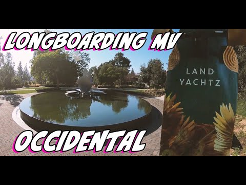 OCCIDENTAL by MVNIFEST ft. Subscape - Quiet Riot | Longboarding