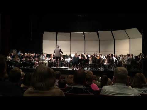 The Cave You Fear - 2019 East Central Middle School District Band