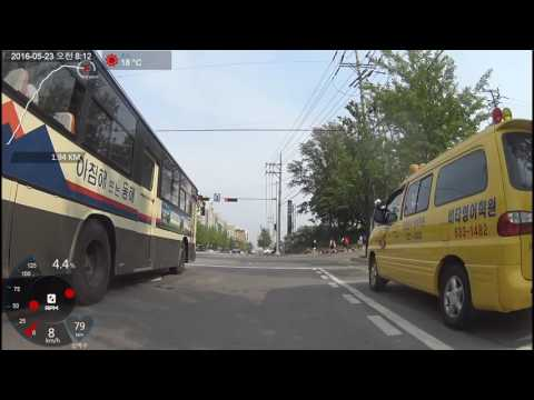 [Republic of korea bicycle riding] Sokcho-Misiryeong-Hongcheon     (UHD)