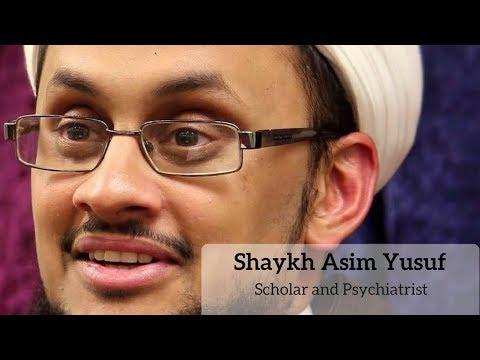 Shaykh Asim Yusuf fascinating in-depth personal interview - Desert Island Gems 2017