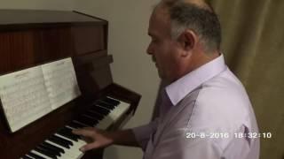 Hatikvah / Luncile s-au deșteptat...Prof. Adrian Bordeianu