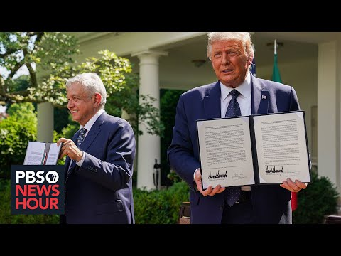 PBS NewsHour: Why Peter Navarro calls USMCA 'very good news' for American manufacturing
