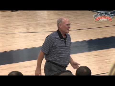 George Karl: Offense, Practice And Team Philosophy