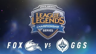 Video FOX vs. GGS - Week 4 Day 1 | NA LCS Spring Split |  Echo Fox vs. Golden Guardians (2018) download MP3, 3GP, MP4, WEBM, AVI, FLV Juni 2018