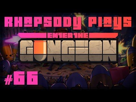 Let's Play Enter the Gungeon: Underestimation - Episode 66