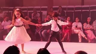 Shawn Mendes, Camila Cabello - Señorita | Beautiful Couple Dance By Dansation Kids |
