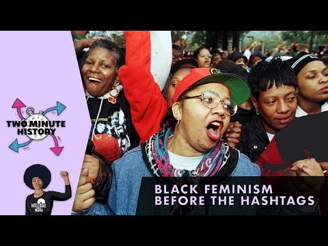 TWO MINUTE HISTORY | EARLY BLACK FEMINIST ACTIVITIES