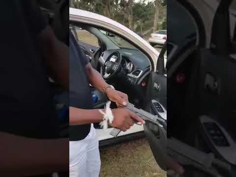 Gun-toting Thugs of Mzansi
