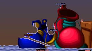 Worms Armageddon Mission 31 Goody Two-Shoes
