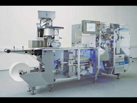 Blister Packaging Machine&GMP Medicine Packaging Machinery pharmazeutische Verpackungsmaschinen