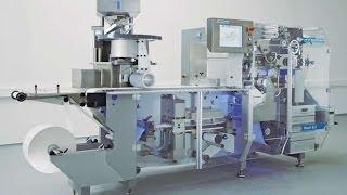 Blister Packaging Machine&GMP Medicine Packaging Machinery pharmazeutische Verpackungsmaschinen