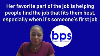 #MeetTheStaffMonday  - Toya