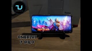 OnePlus 7 Pro Iron Blade New Version after updates gaming test/Max graphics /Android 9 game